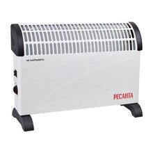 Обогреватель конвекционный Ресанта ОК-1000С (Мощность 1000 Вт, 2 режима мощности, регулировка температуры, защита от перегрева, площадь обогрева 10 кв.м)
