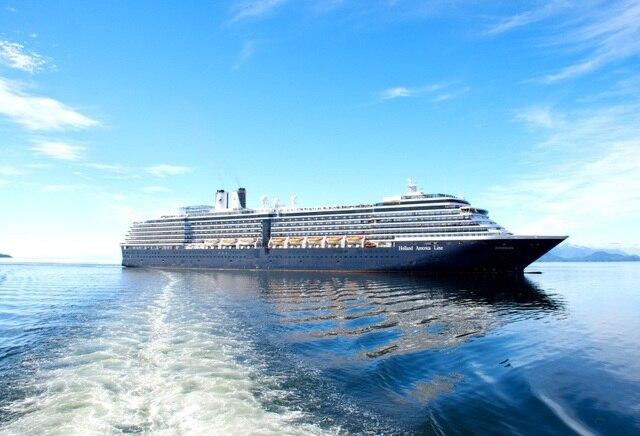 Laeacco Sunny Blue Sky Sea Cruise Ship Landscape Photography ...