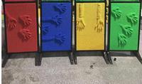Новые детские игрушки clap толкающий стержень палочка ручной тип пуш ап игрушки стены настольная игра крытая детская площадка лабиринт аксес