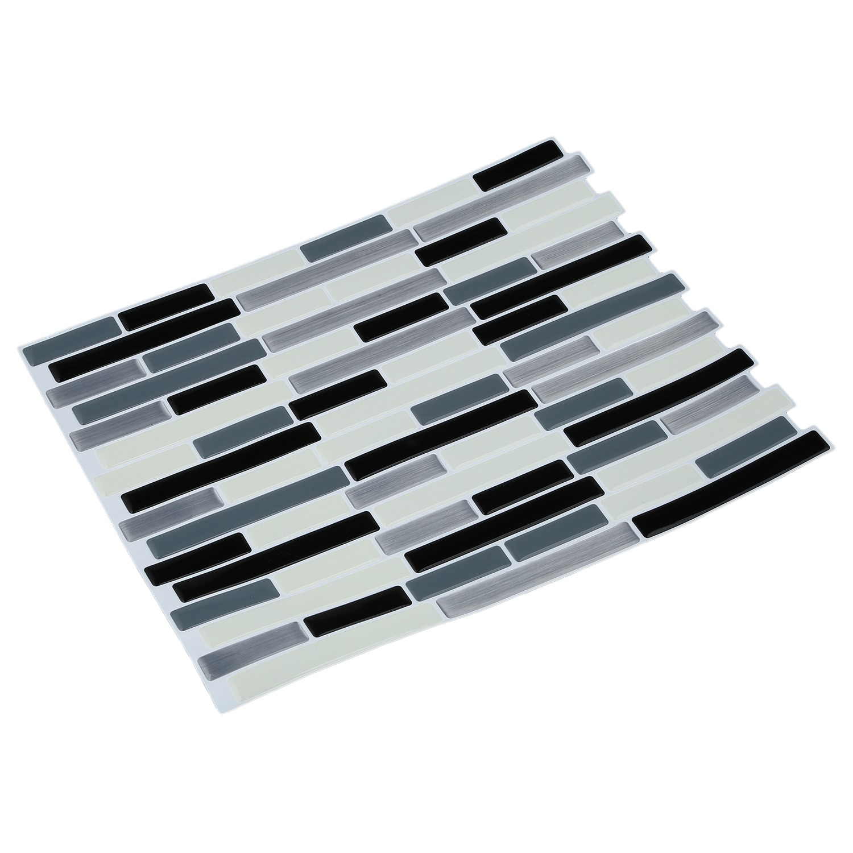 Práctico 3D azulejo mosaico patrón papel pintado moderno Fondo salón ...