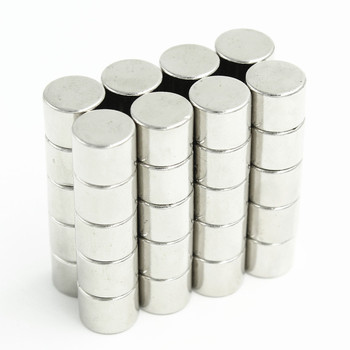 200pcs Neodymium N35 Dia10mm X 8mm  Strong Magnets Tiny Disc NdFeB Rare Earth For Crafts Models Fridge Sticking magnet 10x8mm