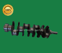 3L crankshaft for Toyota Hilux/4 Runner/Hi Ace/Land Cruiser /Dyna/Dyna 150/Toyo Ace 2779cc 2.8D SOHC 8v 1988 13401 54020