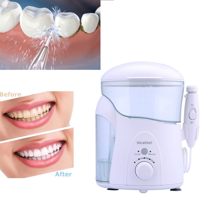 Oral irrigator Clean And Gum Massage Deep Clean Teeth Multi Functions Waterpik For Home Use