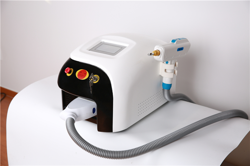 ND YAG Laser Tatoo Removal Beauty Equipment Have Touch Screen 1000w Scar Freckle Removal/scar Acne Tattoo Remover CE