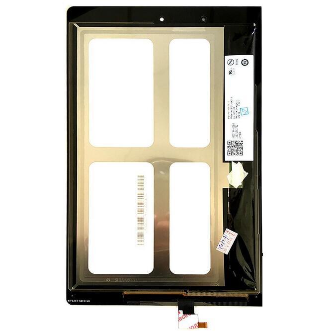 Prix pour Pour Lenovo Yoga Tablet 10 HD B8080 LCD Affichage à L'écran Tactile En Verre Avec Digitizer Assemblée Pièces, 10.1 pouce + Noir + Outils