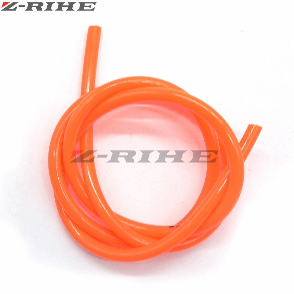 Universal 100cm 7 colors to choose from Motorcycle Fuel Hose Fuel Line For Yamaha BMW SUZUKI Honda Kawasaki Ducati Benelli KTM in Levers Ropes Cables from Automobiles Motorcycles