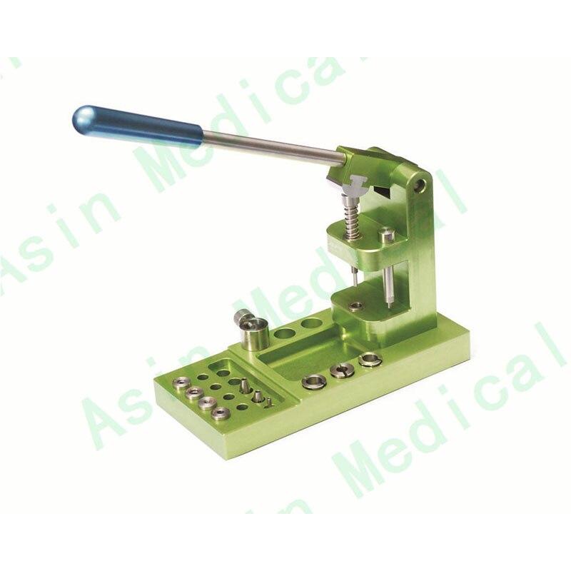 2016 Dental High Speed Handpiece Cartridge Maintenance Repair Tools Professional NSK WH KAVO BEIN AIR Toiletry Kits dental high speed handpiece cartridge