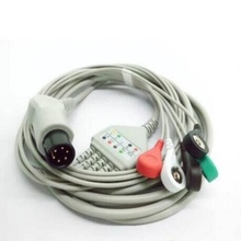 for TPU,AHA ECG Monitor