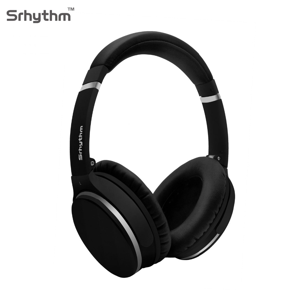 Active Noise Cancelling Headphones Wireless Bluetooth earphones ANC stereo deep bass Sport Foldable Over Ear Headset microphone anc wireless bluetooth headphones active noise cancelling folable headset with rotal design over ear headphone fone de ouvido