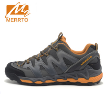 Merrto Hiking Shoes For Men Women Sports Sneakers Mens Hiking Boots Outdoor Breathable Mountain Climbing Trekking Shoes For Men