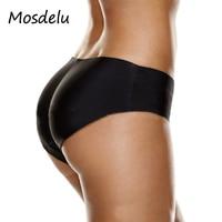 Mosdelu Push Up Padded Panties Buttocks Underwear Women Seamless Sexy Panties Women S Underwear Intimates Lingerie