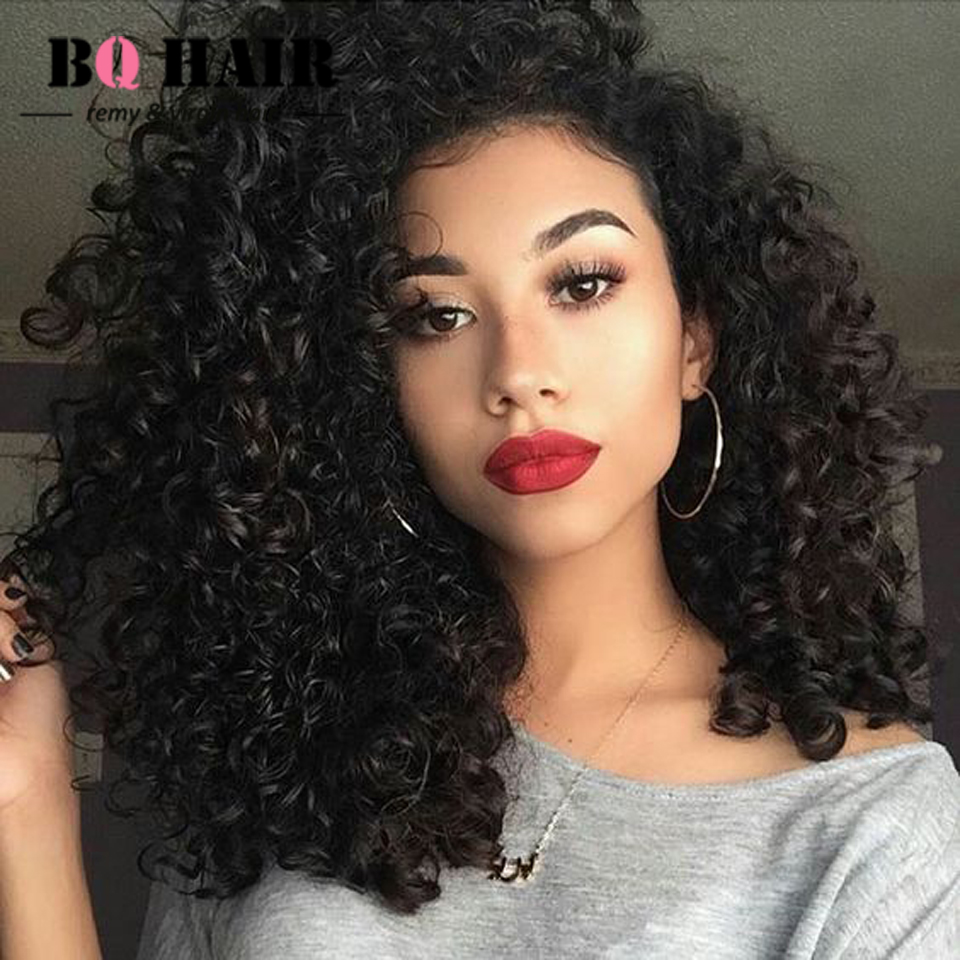 BQ Product 8A Mink Peruvian Weave Bundles Deep Curly 360