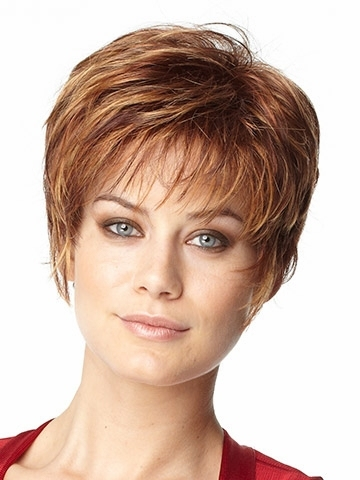 2015 Modern pixie cut Synthetic African american wigs for women Short curly wig with bangs Free shipping SW0112