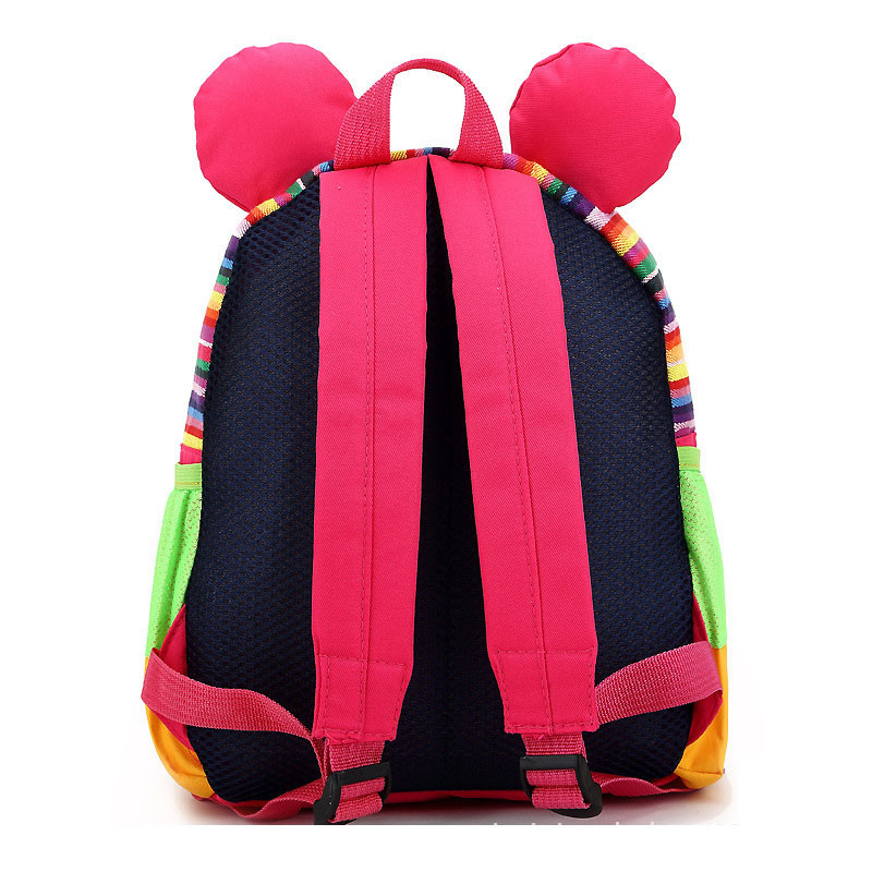 Cartoon Kids School Backpack Children Bags For Kindergarten S Boys Nursery Baby Student Book Bag Mochila Infantil Whole