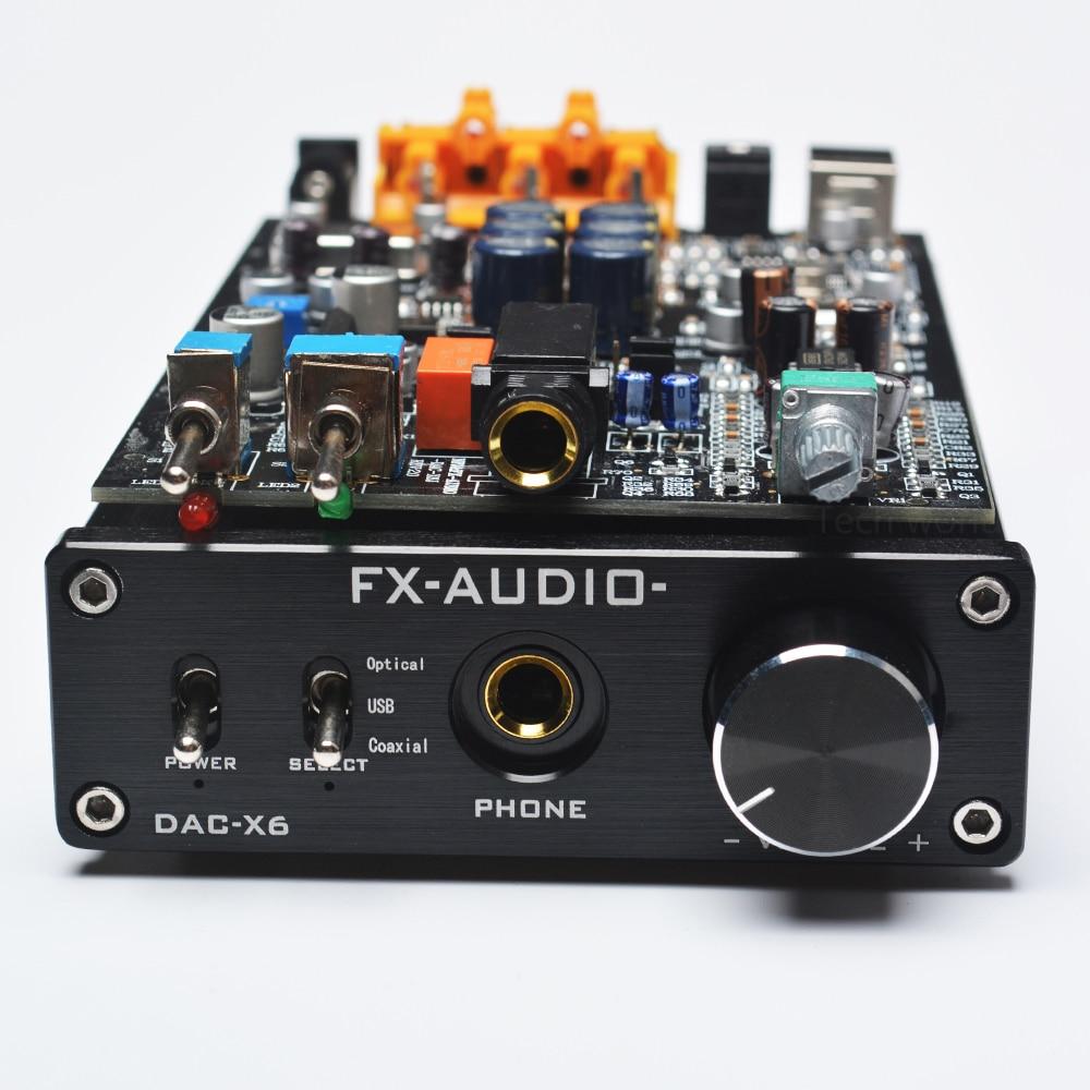 Fx Audio Dac X6 - All The Best Cars