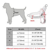 No Pull Nylon Dog Harness