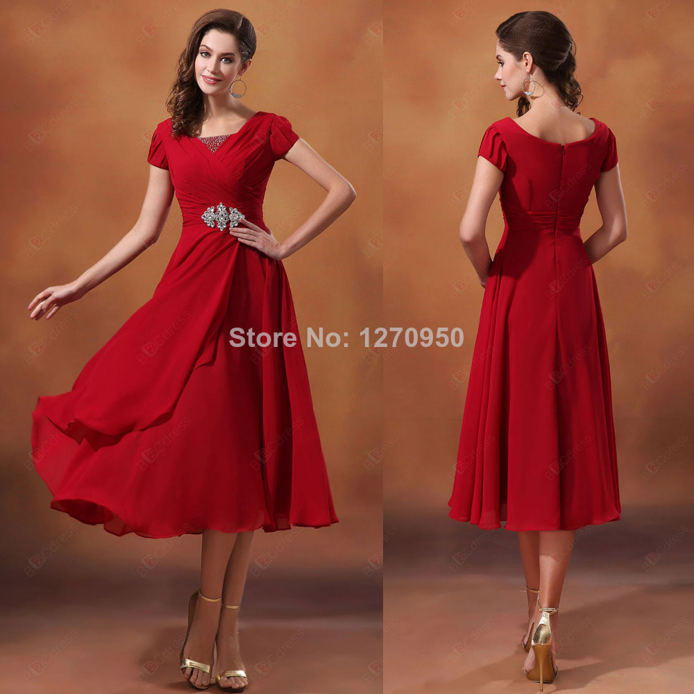 Popular Modest Bridesmaid Dresses with Sleeves-Buy Cheap Modest ...
