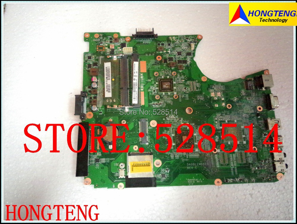 все цены на  original system board for Toshiba Satellite L755D Laptop motherboard  integrated DDR3 DA0BLEMB6E0 A000081320 fully tested  онлайн