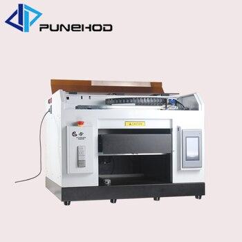 אוטומטי עצמי דיגיטלי טקסטיל מדרסים הדפסת מכונה בגד uv הוביל מדפסת