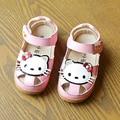 2017 New summer Children's shoes kids baby kindergarten Cartoon sandals 3 4 5 6 7 year old