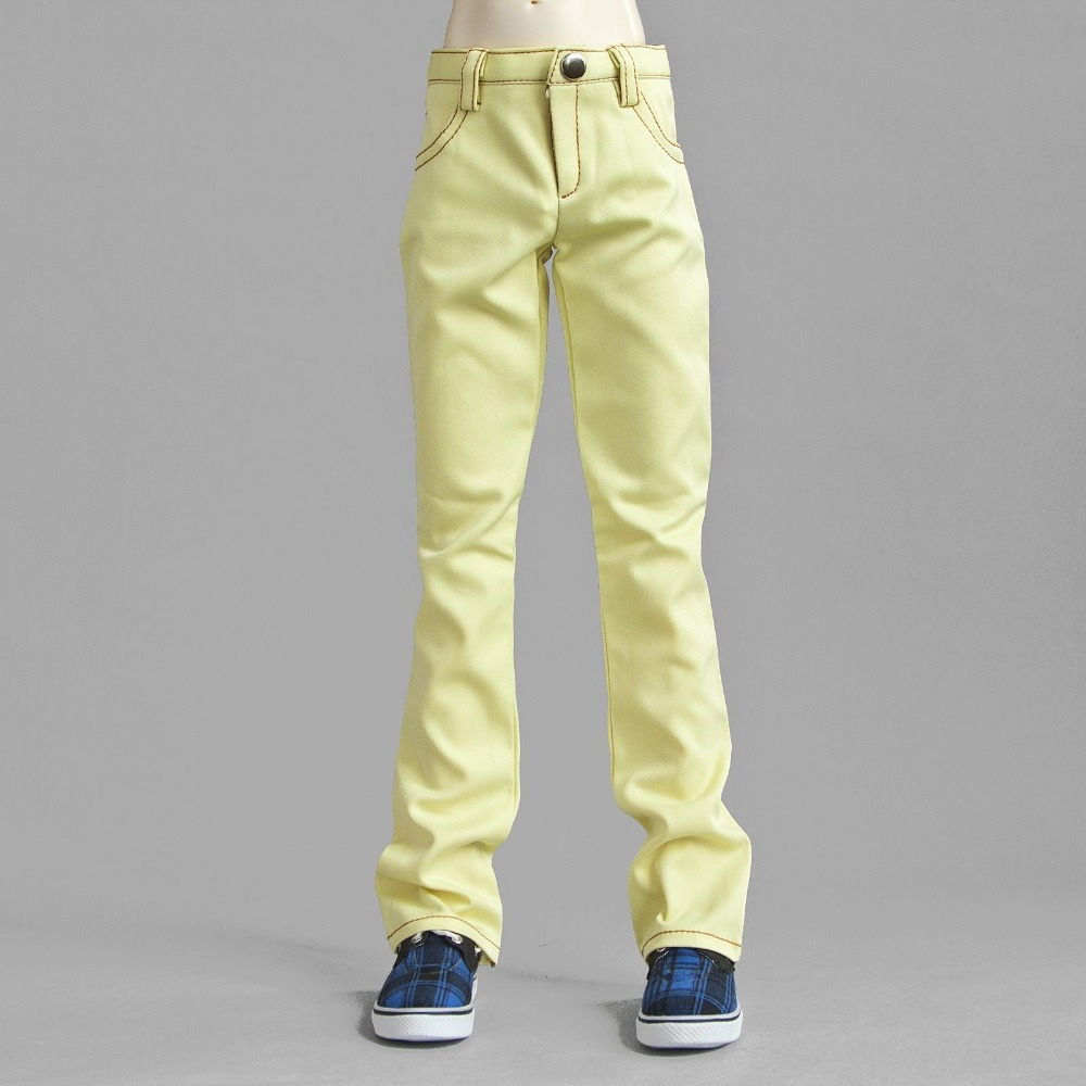 [ Wamami ] 99 # jaune pantalons / pantalons / Outfit 1/3 SD DOD BJD Dollfie