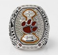 Promotion Bottom Price for Replica Newest Design 2015 Clemson Tigers ACC Championship Ring
