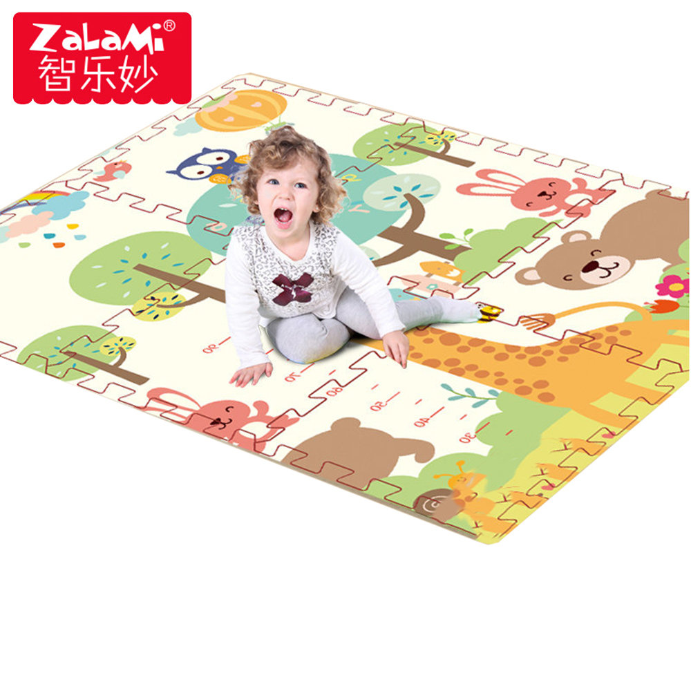 XPE Splicing  Baby Play Crawling Mat For Children Kids Learning Education Intelligen Developing Game Puzzle Blanket Toys Gifts odell education developing core literacy proficiencies grade 12