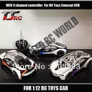 1:12 радио управляется модели автомобиль, 4 канала дистанционного автомобили, Концепция автомобиль