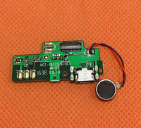 Used Original USB Plug Charge Board For BLACKVIEW E7S Free Shipping