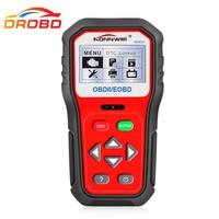 New Scanner Code Reader KONNWEI 818 Universal OBDII Vehicle Engine Diagnostic Codes Reader Full OBD/EOBD  Scan Tool Russian