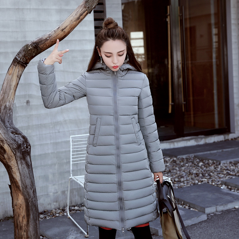KUYOMENS Winter Jacket Women Parka Long Coats Cotton Padded Winter Coat Women Jaqueta Feminina Inverno Chaquetas Mujer plus size thick winter long jacket women coat fur hooded parka jaqueta feminina chaquetas mujer casacos de inverno feminino 1846