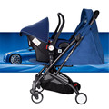 Portable Newborn Baby Stroller with basket Infant Car Seat Safety Chair lying and sitting Baby Carriage Pram Buggy