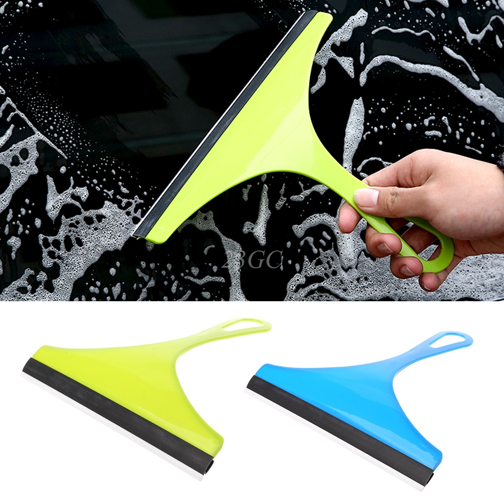 AUTO Water Wiper Soap Cleaner Scraper Blade Squeegee Car Vehicle Windshield Window Washing Cleaning D22