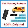 10pcs Lot Complete Original Battery For IPhone 6 6G Plus 5 5 2915mAh Replacement Repair 0