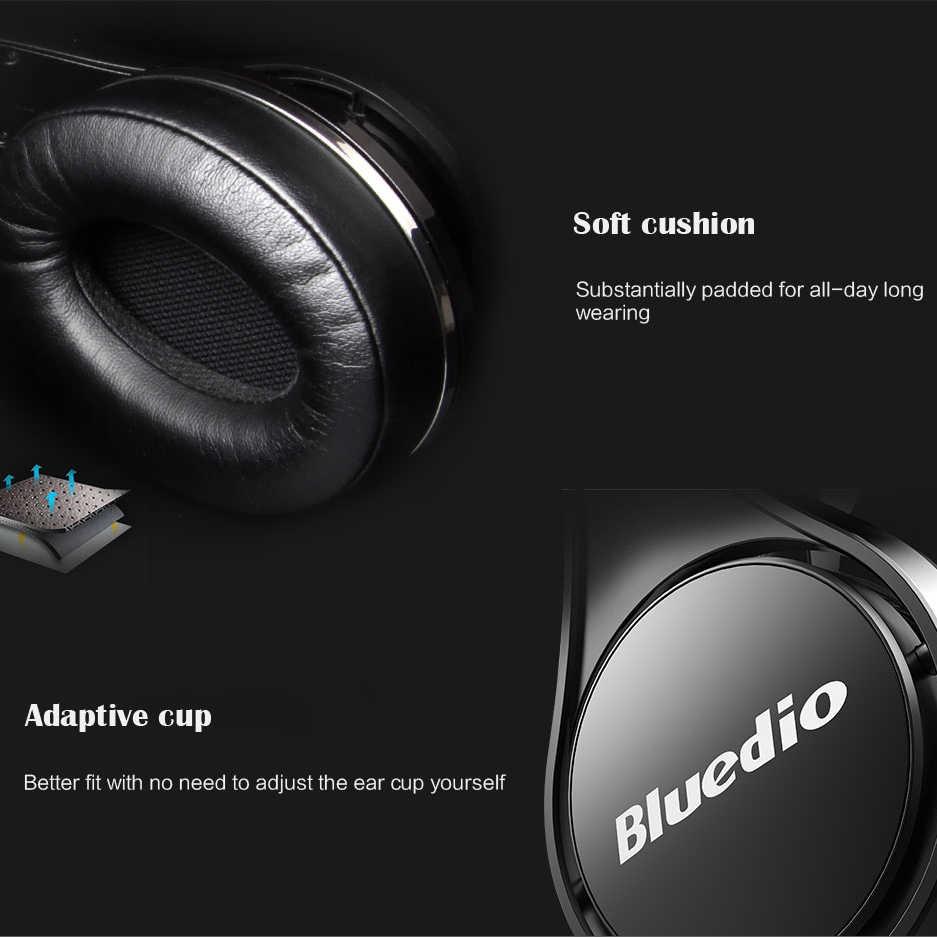 Bluedio U (UFO) высококлассные Bluetooth наушники koptelefoon 8 драйверов бас объемный Hifi стерео музыкальные аурикулы беспроводная гарнитура