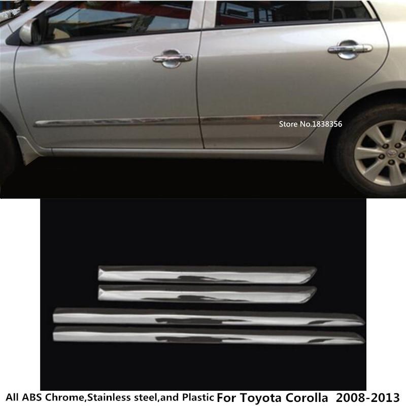 Automobilis iš nerūdijančio plieno Durų apdaila Juostinis liejimo - Automobilių dalys - Nuotrauka 1