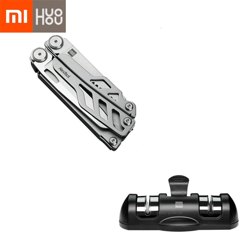 Werkzeuge Werkzeug-sets Hochwertige Stahl Multi-funktion 12-stück Dekoration Ein Werkzeug Sharp Messer Nagel Knipser Hand Werkzeug Sets