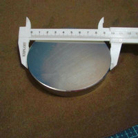 1pcs Pack Big Strong N50 Neodymium NdFeB Magnets Rare Earth Round Disc 100x20mm 100 20mm 100mm