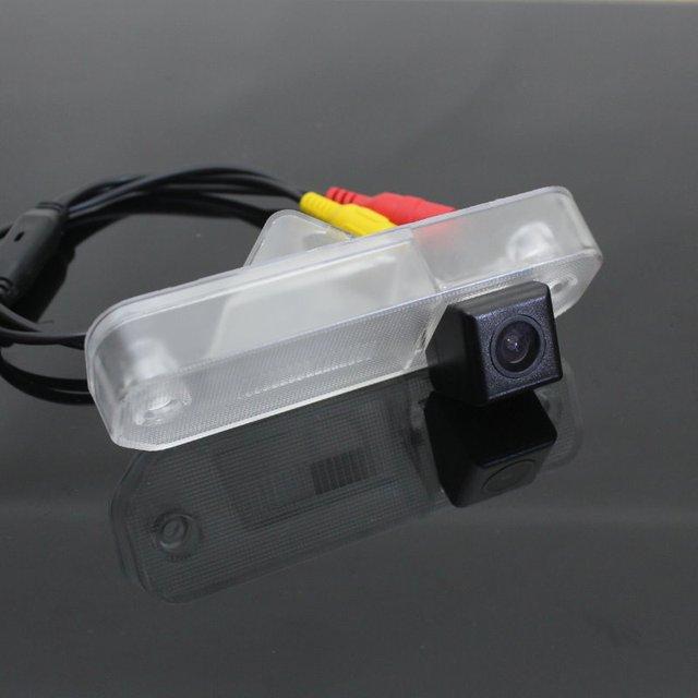 For Hyundai Sonata EF 1998~2006 - RearView Camera Backup Parking Reverse Camera HD CCD RCA NTST PAL License Plate Lamp OEM