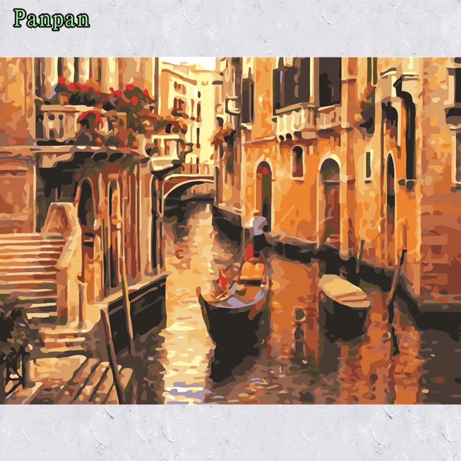 Online buy wholesale venice scenery from china venice for Buy digital art online