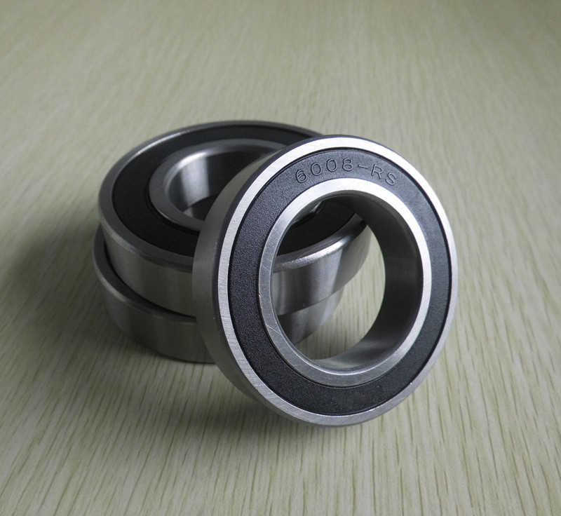 5pcs  6010-2RS  6010RS  6010 2RS rubber sealed  deep groove radial ball bearing  50*80*16 mm