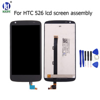KEDY LCD Display With Touch Screen Panel Digitizer Sensor Glass Assembly For HTC Desire 526G 526