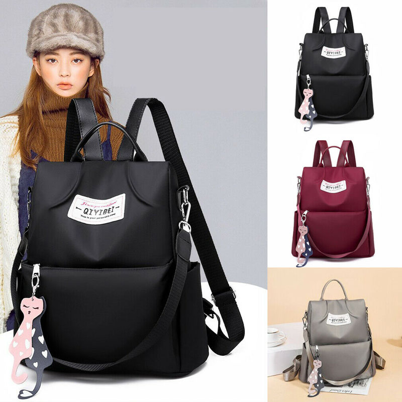 2019 New Brand Fashion Waterproof High-capacity Theft Prevention Travel   Laptop Multifunction Backpack