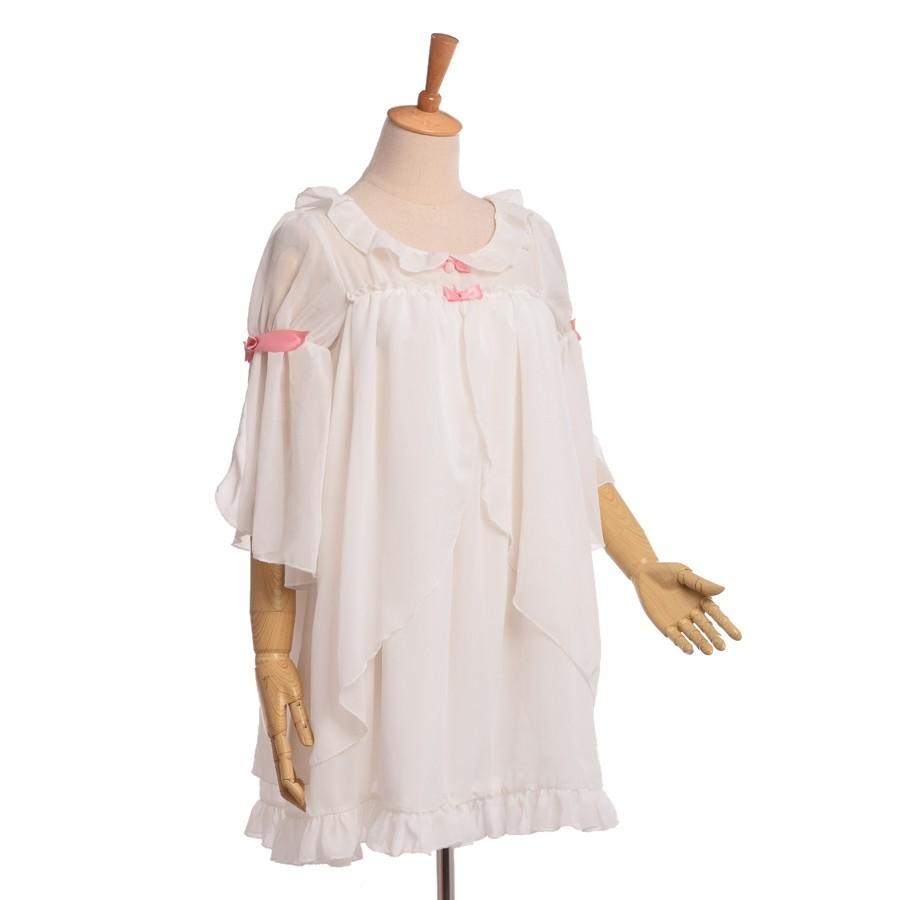 Lolita Chiffon Nightgowns (6)