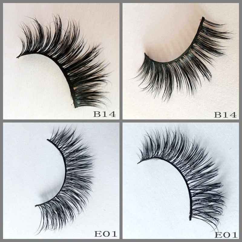 43763804e2d UPS Free Shipping 100 Pairs 3D Mink LOS Angeles Eyelashes Mink Eyelashes 3D Mink  Lashes Eyelash