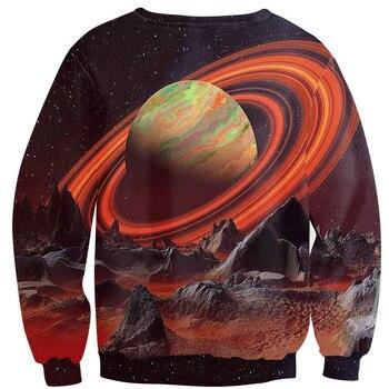 Galaxy 3D Full Print Sweatshirt 1