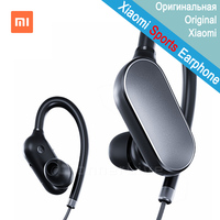 Original Xiaomi Mi Sport Bluetooth Headset Wireless Earbuds With Microphone Waterproof Bluetooth 4 1 Earphone For