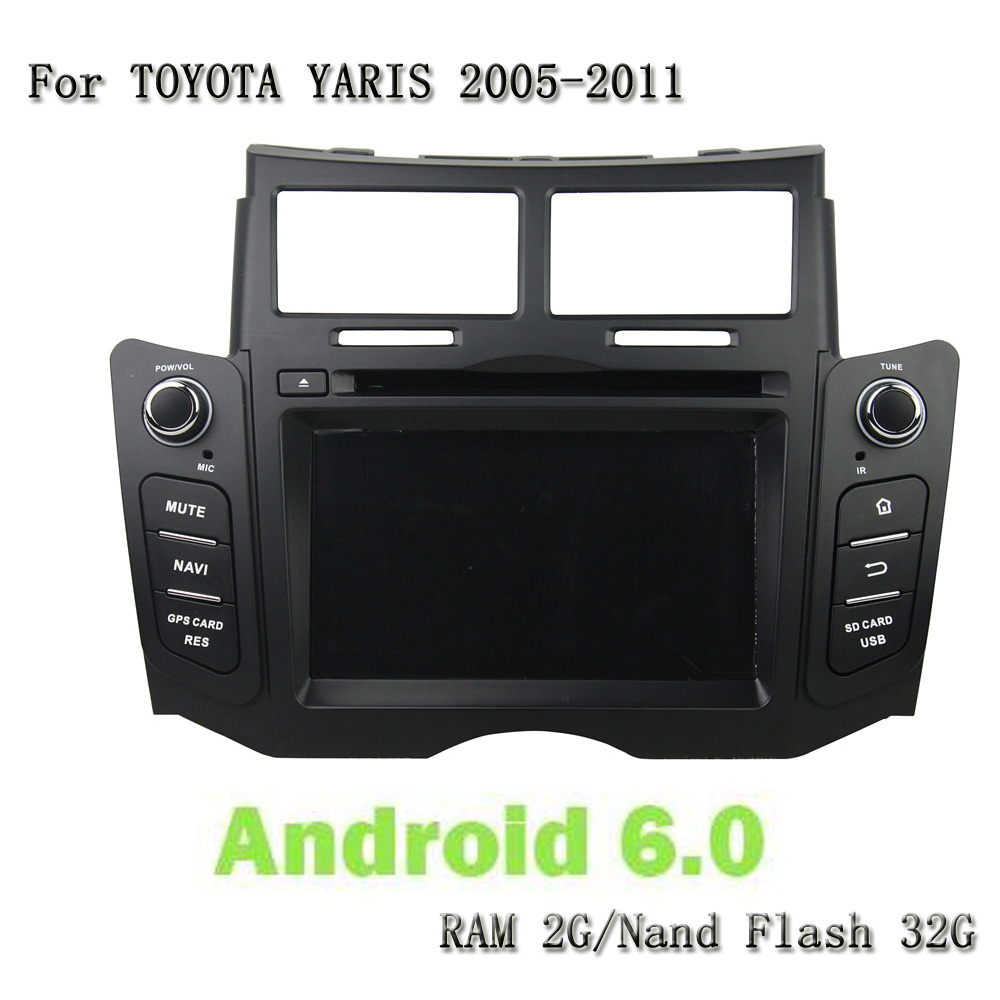 Android 6 0 8 Core 6 2 inch Double DIN Car font b GPS b font