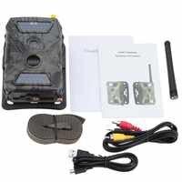 Skatolly 940NM cámara de caza S680M 12MP HD1080P 2,0 LCD de la Cámara sendero con MMS GPRS SMTP FTP GSM rastro Hunt juego de XNC