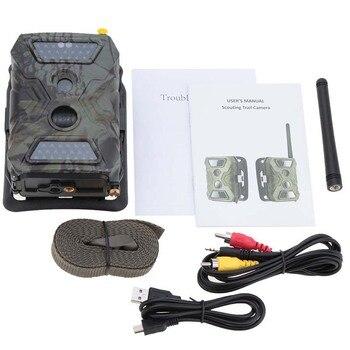 "Skatolly 940NM cámara de caza S680M 12MP HD1080P 2,0 ""LCD de la Cámara sendero con MMS GPRS SMTP FTP GSM rastro Hunt juego de XNC"